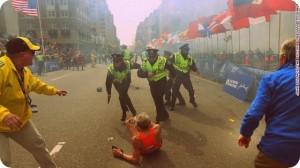 Terror at Boston Marathon