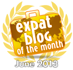 Check out Sarah's interview with expat blog.